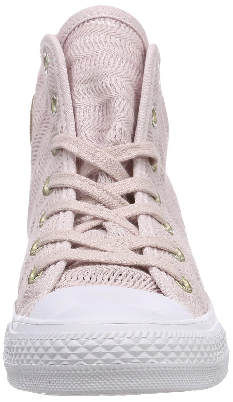 Converse a Ctas Hi Barely Rose/Tan/White,  a Converse Collo Alto Donna Beige Barely Rose/Tan/White 653) eadcfd
