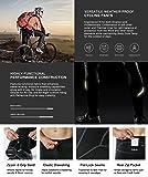 TSLA Men's Thermal Cycling Tights Running Active