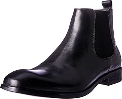 Wild Rhino Men's Dawson Boots, Black (Black), 10 US (43 EU)