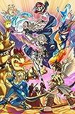 """CGC Huge Poster - Super Smash Bros. Wii U Art - EXT135 (24"""" x 36"""" (61cm x 91.5cm))"""