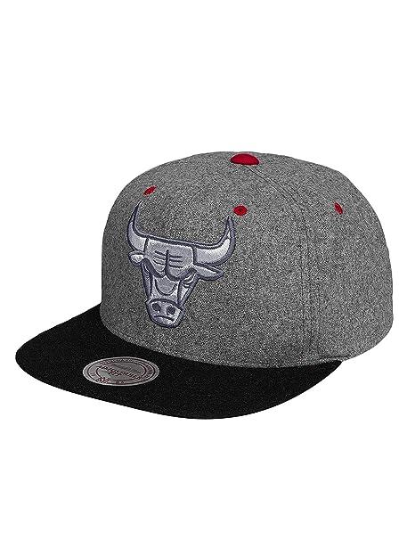 Mitchell & Ness Mujeres Gorras / Gorra Snapback Greyton Chicago Bulls
