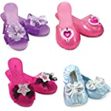 Melissa & Doug Dress-Up Shoes (4) - One-Size (3-5 years)