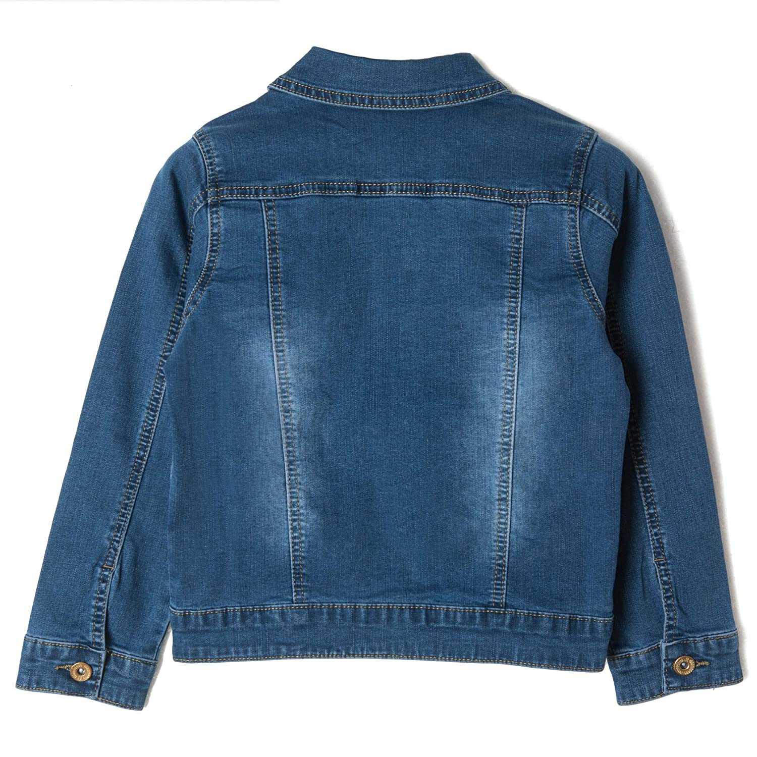 77d9a686a Amazon.com  just quella Baby Boys  Jean Jacket Baby and Toddler ...