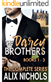 The Darcy Brothers: The Complete Series (Humorous Contemporary Romance Box Set) (English Edition)