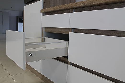 respekta Premium sin Tirador 700010857 Cocina 445 cm Madera ...
