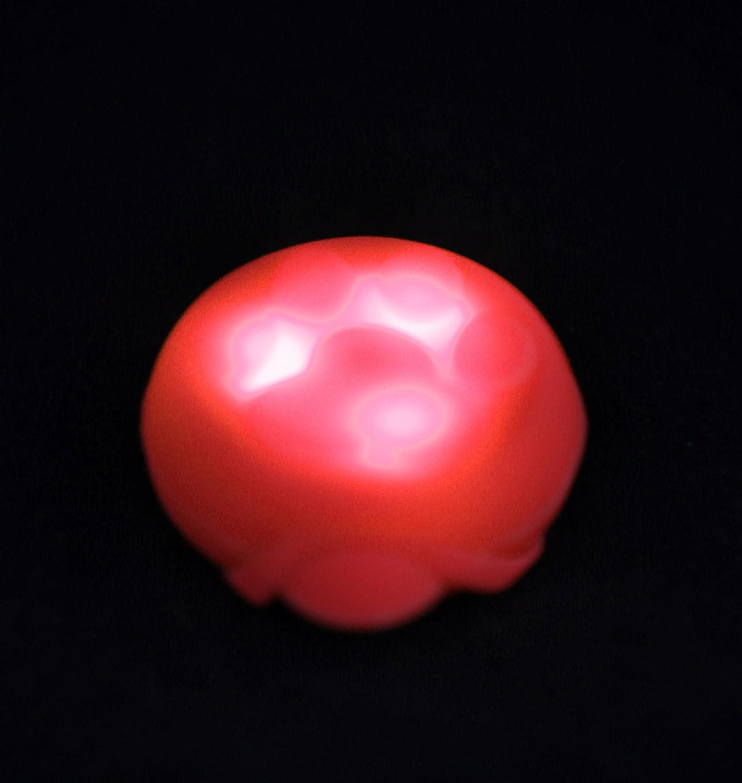 LED colgante luminoso de silicona Collar de perro LED cuello luminoso en color de rosa por el PRECORN marca