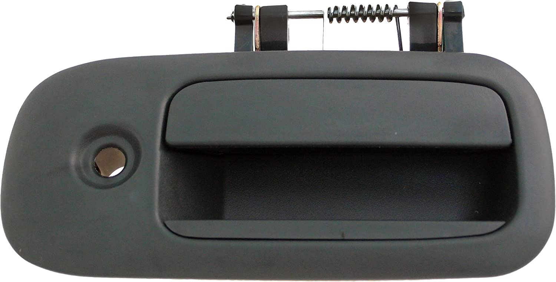 Dorman 83373 Passenger Side Sliding Exterior Door Handle for Select Chevrolet//GMC Models Black