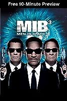 10 Minute Preview: Men In Black 3
