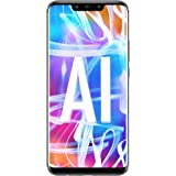 Huawei Mate20 Lite (Single SIM) 64 GB 6.3-Inch Android 8.0 UK Version SIM-Free Smartphone Bundle with FREE Huawei Active Noise Cancelling Headphones - Black