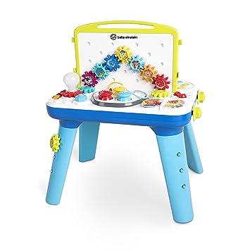 2a9fa59b13bd Amazon.com   Baby Einstein Curiosity Table Activity Station Table ...