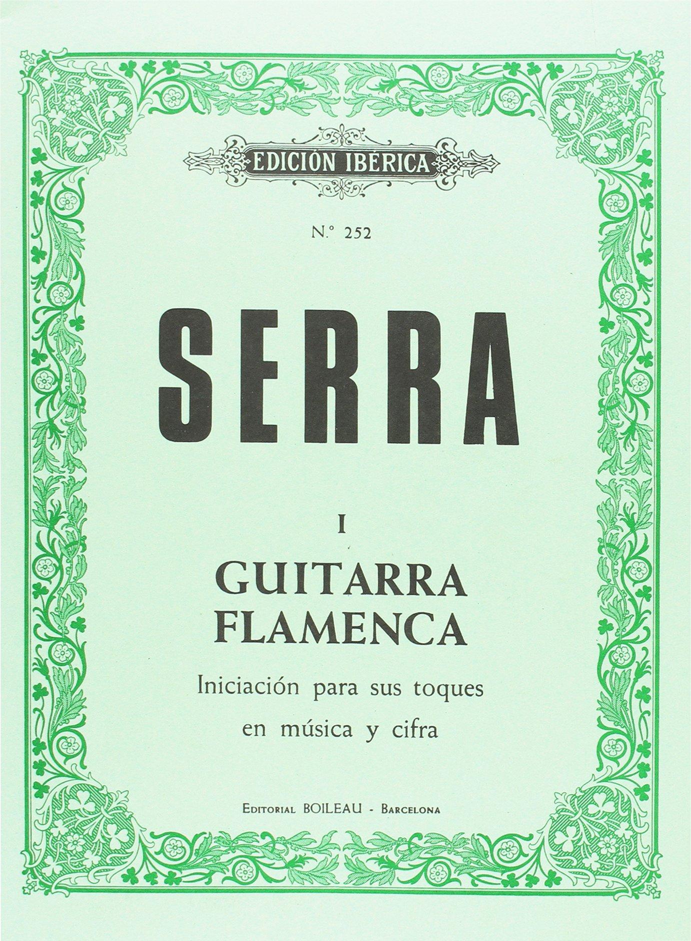 Método Guitarra Flamenca: Amazon.es: Serra, Antonio Francisco: Libros