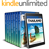Thailand Travel Guide Book - The Backpacking Bible: (Collection of Books: Backpacking Thailand 1-7)