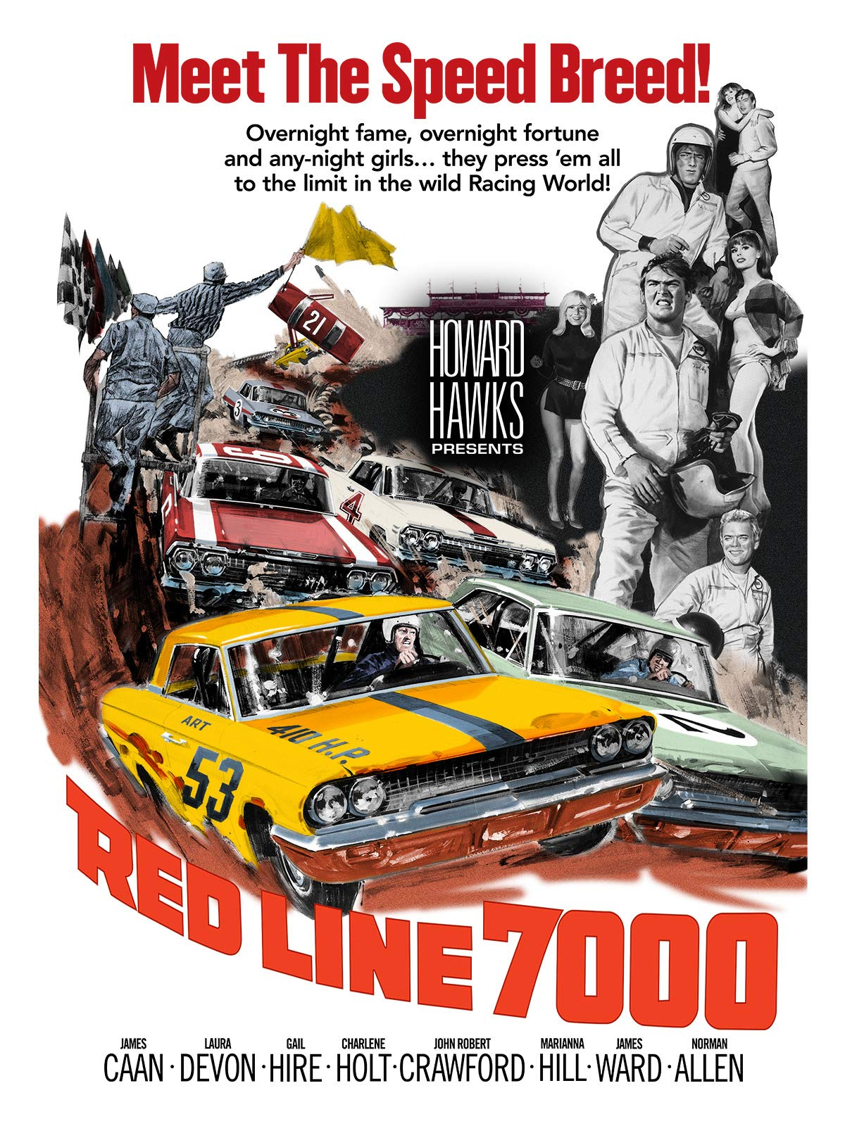 Watch Red Line 7000 | Prime Video