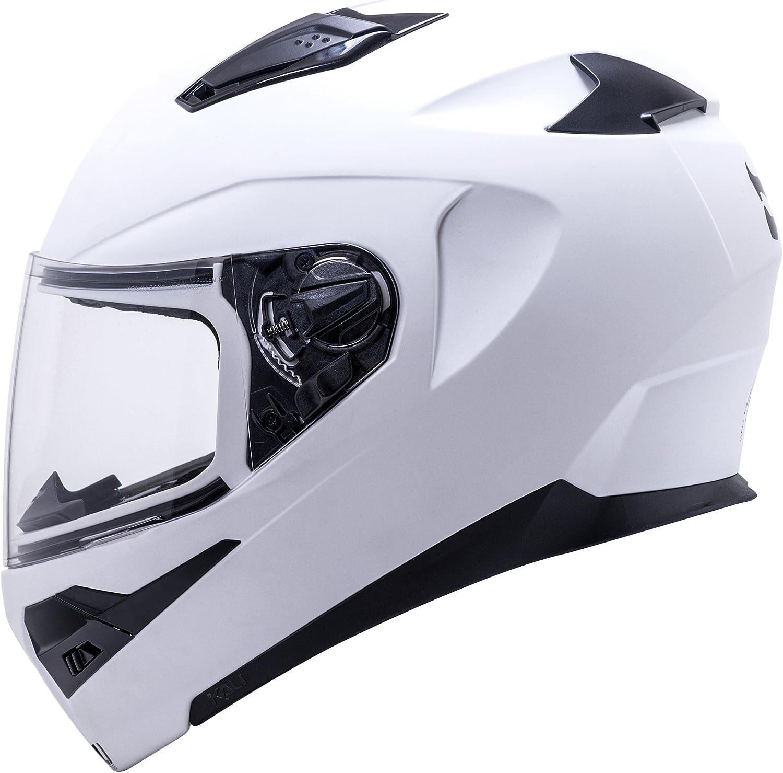 New Apex ski// bike helmet white large