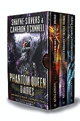 The Phantom Queen Diaries: Books 1-3 (The Phantom Queen Diaries Boxsets Book 1) Kindle Edition