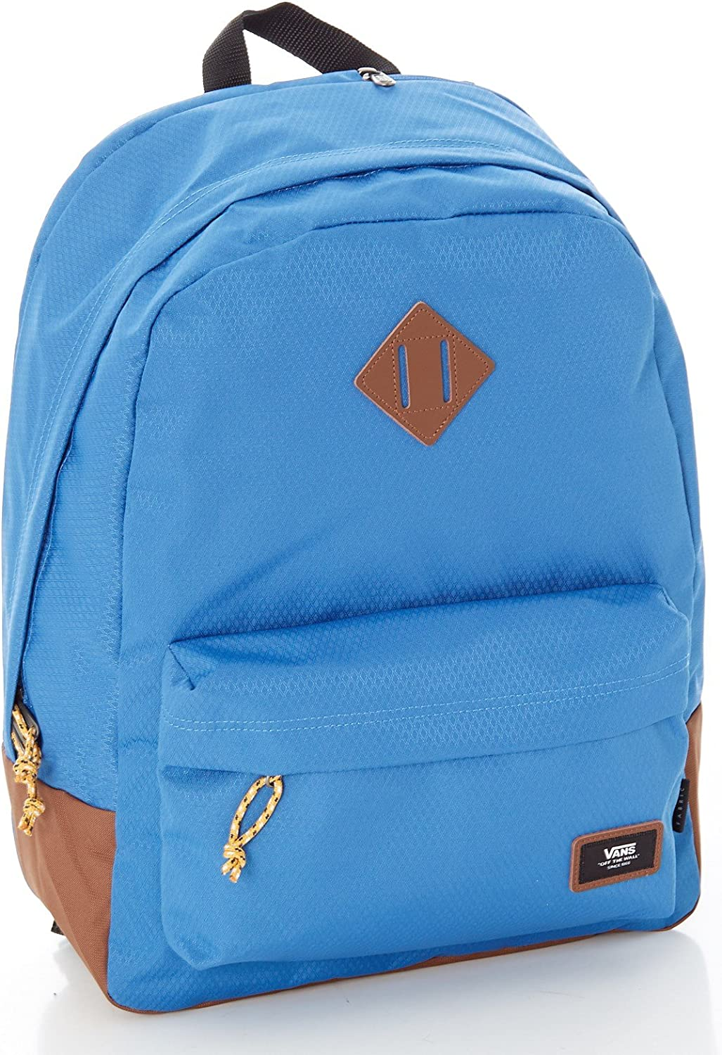 Vans Old SKOOL Plus Backpack Mochila Tipo Casual, 44 cm, 23 Liters, Azul (DelftToffee)
