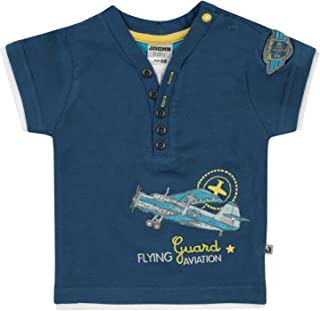 Jacky Kids Pilot Maglietta, Blu Scuro, Taglia 62–92