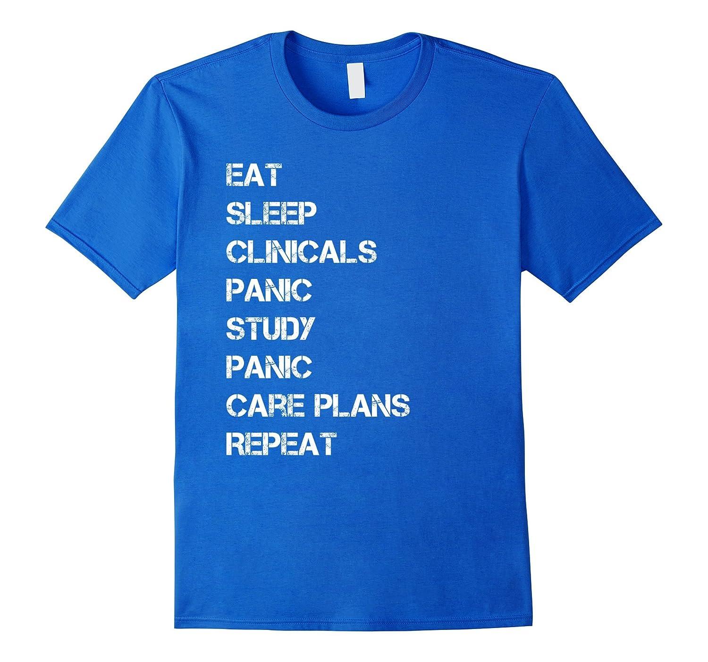 408d606b1f2 Funny nursing student nurse gift idea T-shirt T Shirt Tee-RT ...