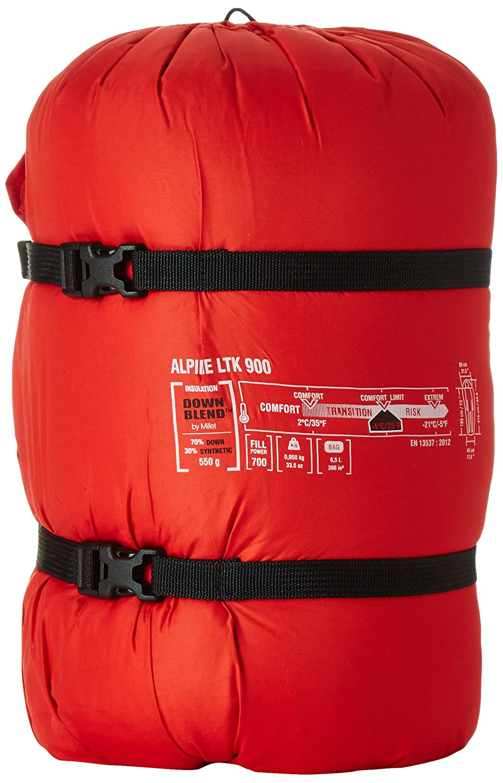 Millet Alpine Ltk 900 Saco de Dormir, Unisex Adulto: Amazon.es: Deportes y aire libre