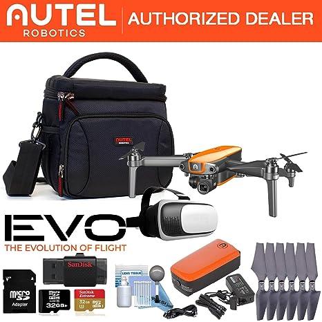 Autel Robotics EVO Quadcopter - Juego de Drones: Amazon.es ...