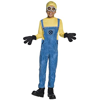 Rubie's Costume Despicable Me 3 Child's Jerry Minion Costume, Multicolor, Small: Toys & Games
