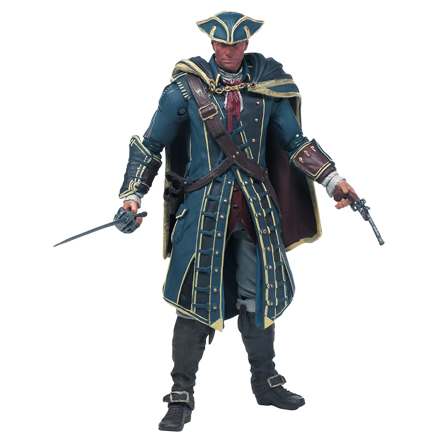 McFarlane Toys Assassins Creed Haytham Kenway Action Figure