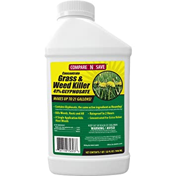 Amazon com : Compare-N-Save Concentrate Grass and Weed