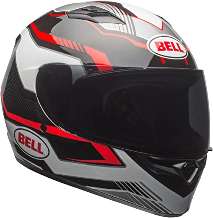 Bell Full Face Helmet >> Amazon Com Bell Qualifier Full Face Motorcycle Helmet Gloss Black