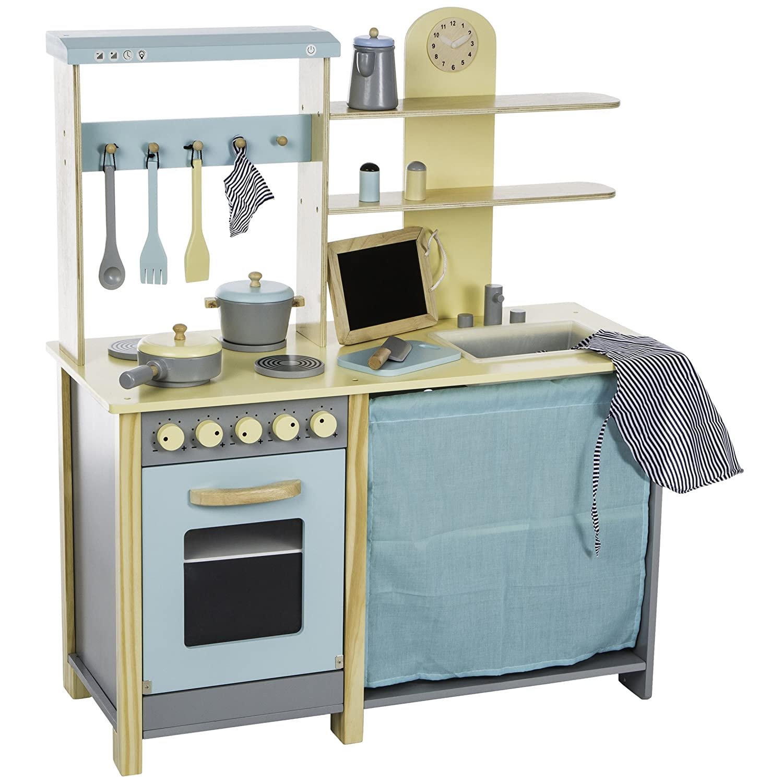 Beliebteste Kinderspielküchen Farben - Ultrakidz Komfort-Spielküche