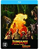 Jumanji : Bienvenue Dans la Jungle - Edition Steelbook [Blu Ray] [Blu-ray]