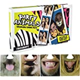 Paladone Party Animal Face Coasters