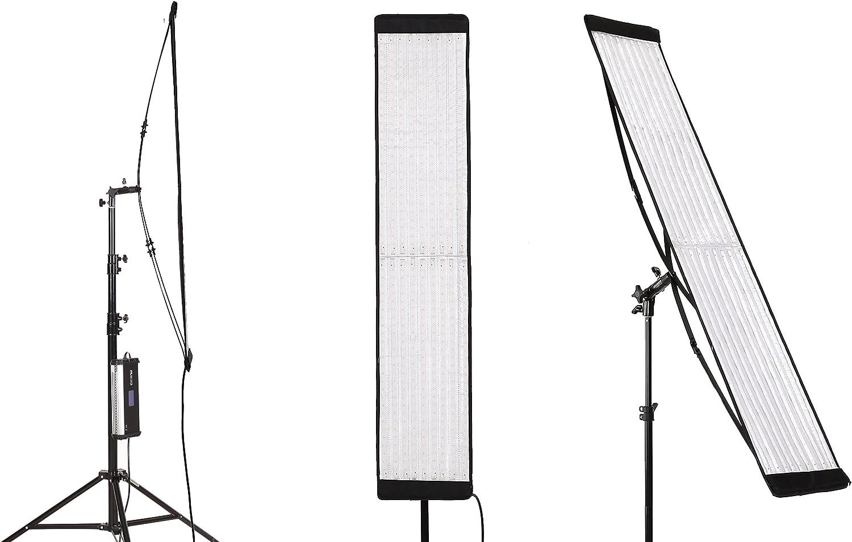 Super Slim LED Flex Lighting Falcon Eyes RX-29TDX 3000K-5600K Bi-Color 100W DMX