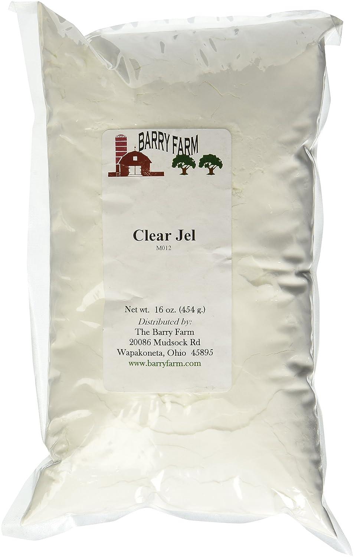 Clear Jel, 1 lb