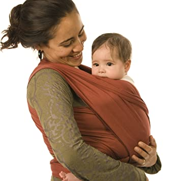 Baby Sling Wrap Carrier Papoose Sale Lilac Colour Amazon Co