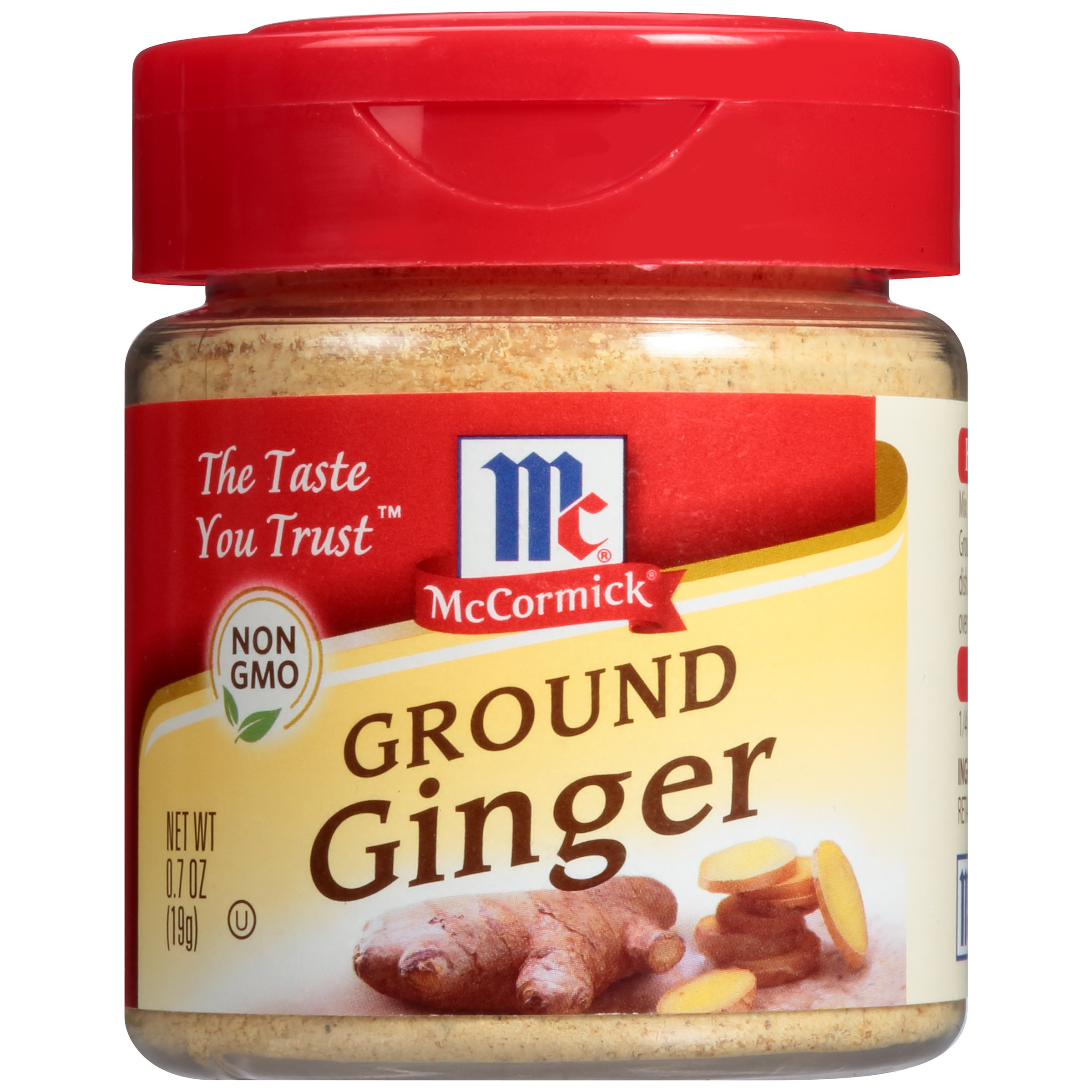 McCormick GROUND GINGER .8oz (2 Pack)