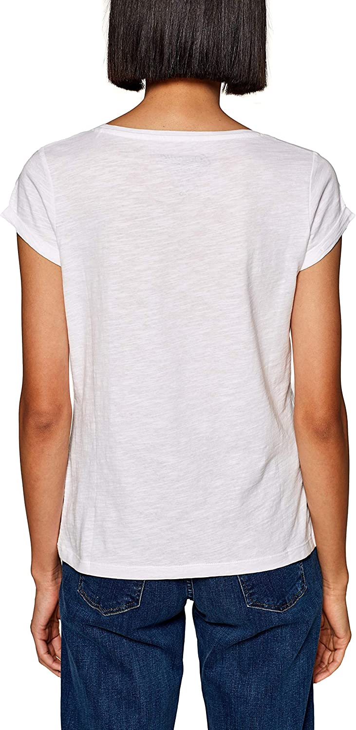 edc by Esprit Womens Long Sleeve Top