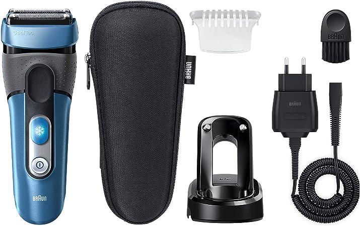 Braun CoolTec CT4s - Afeitadora eléctrica con tecnología Wet & Dry ...