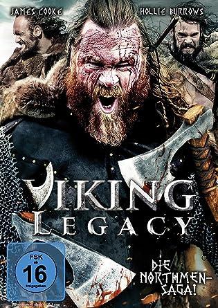 Viking Legacy - Die Northmen-Saga! [DVD]: Amazon.es: James Cooke, Liam Dascombe, Hollie Burrows, Daren Elliott Holmes, Abbie Hirst, Alec James, Tom Barker, Victor Mawer, James Cooke, Liam Dascombe: Cine y Series TV