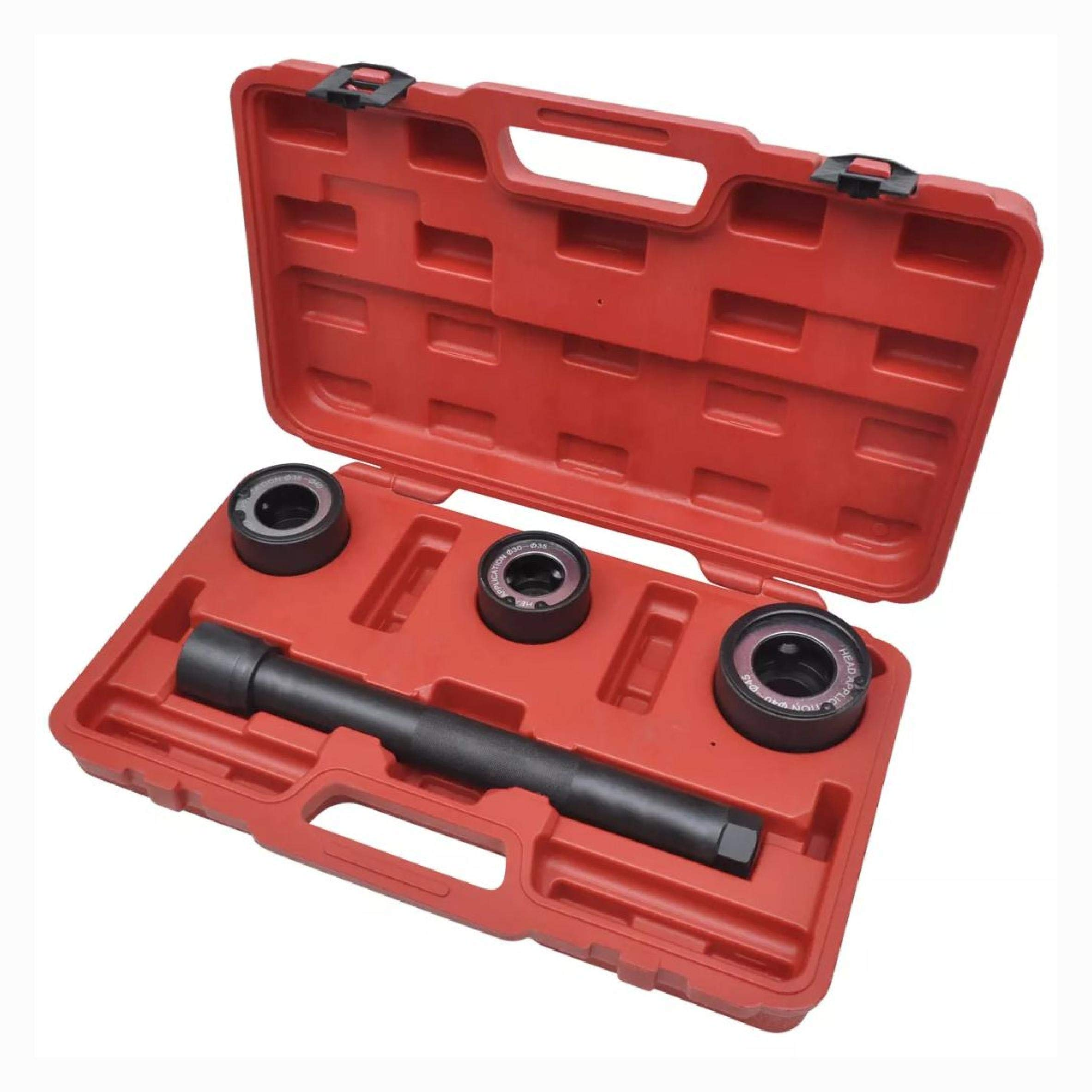 Hand Tool, 4 pcs Track Rod End Remover and Installer Tool Set
