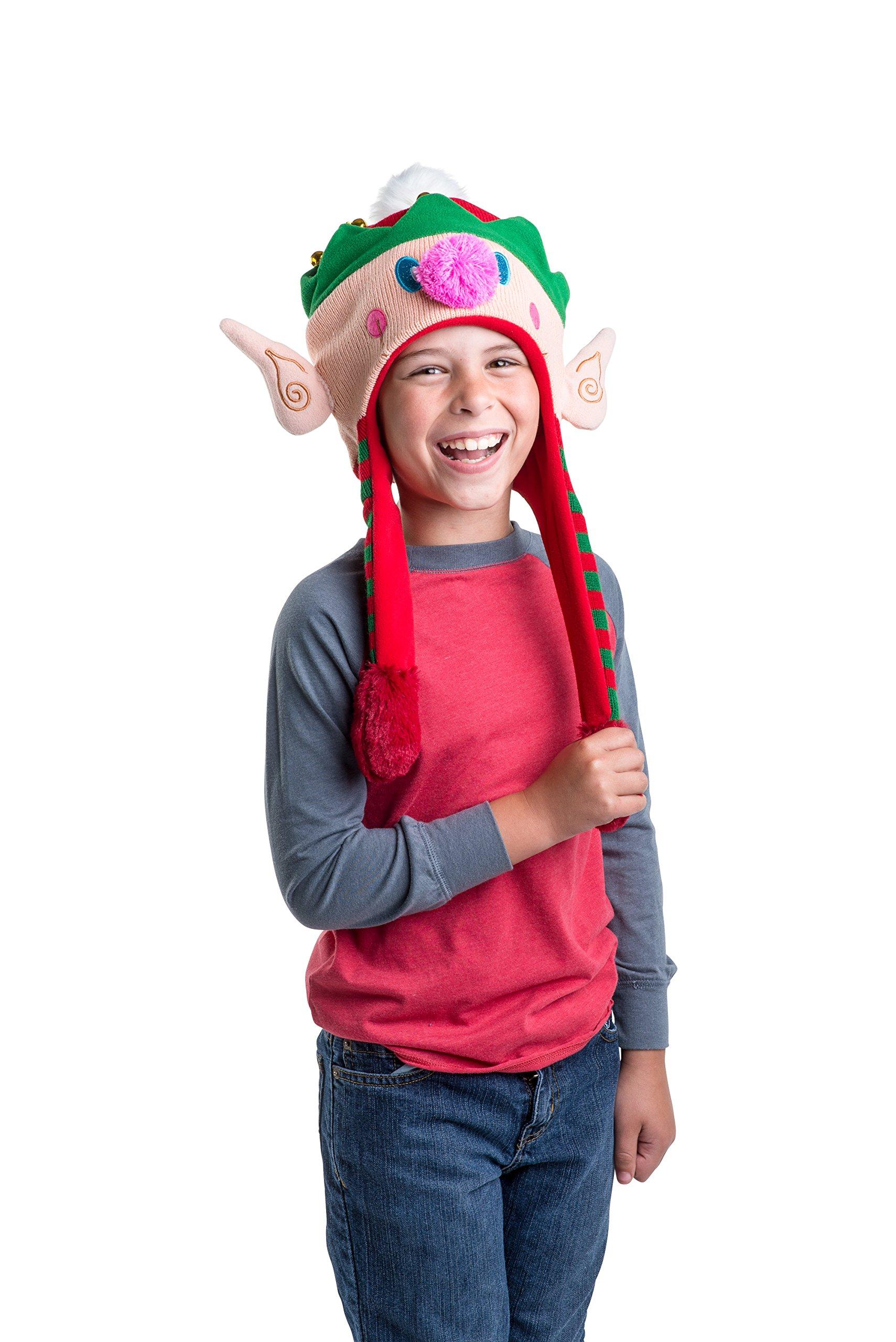 Christmas Elf Flipeez Hat
