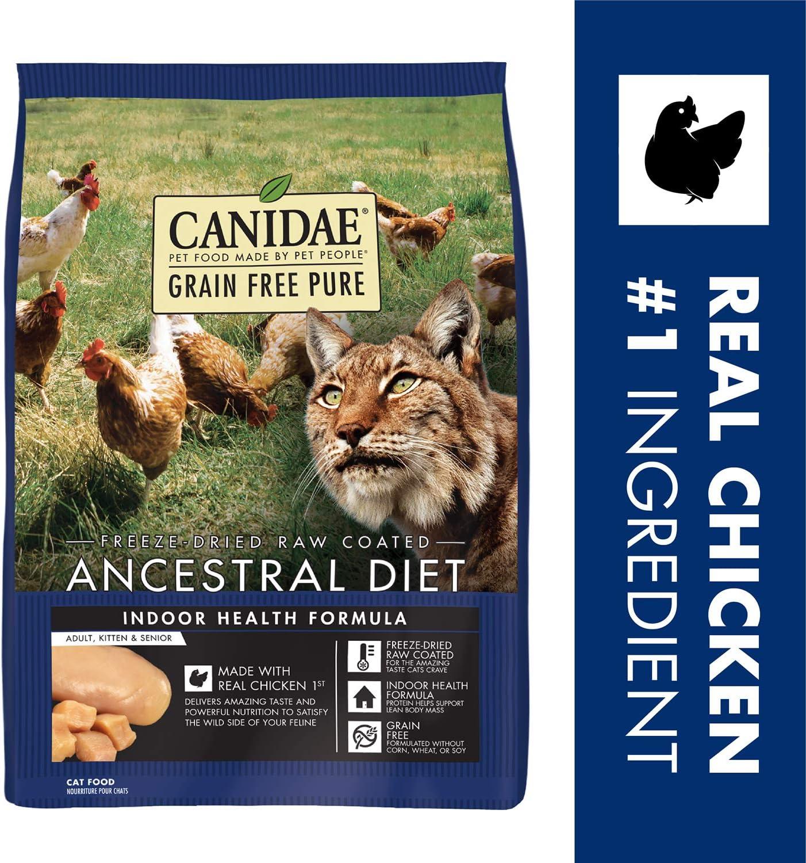 cat high protein grain free diet cancer