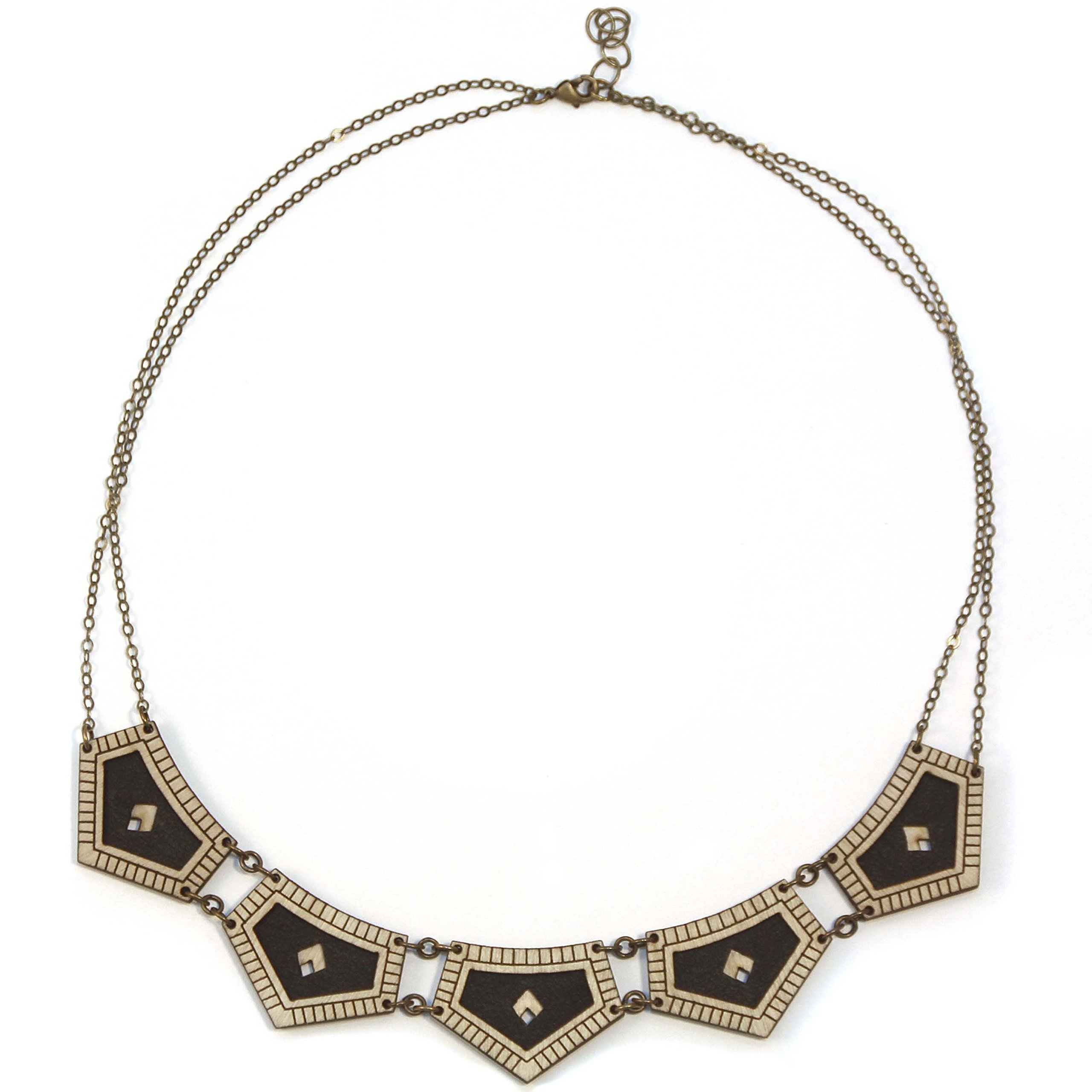 CORBEL | statement necklace