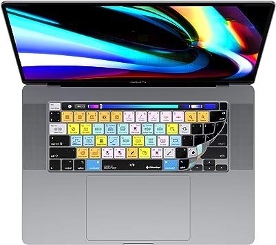 Ableton - Funda para teclado en vivo para MacBook Pro de 13 y 16 pulgadas (13 y 16 pulgadas)