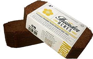 Thunder Acres Coco Coir Brick, OMRI Listed for Organic Use (5)
