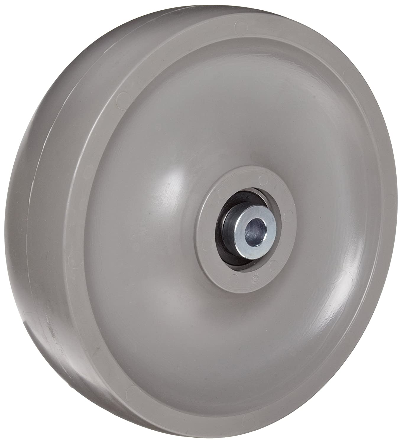 RWM Casters GTB-0820-08 8 Diameter X 2 Width Tread GT Wheels With Sealed Precision Ball Bearing For 1//2 Axle 1800 lbs Capacity