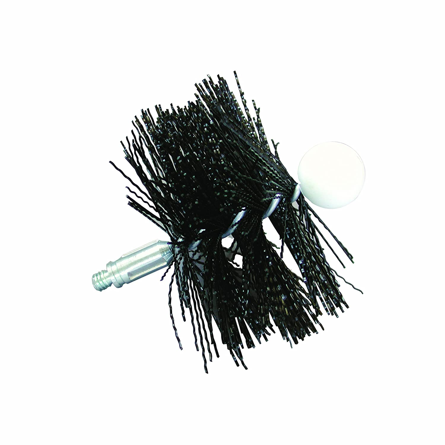 Rutland Products Round Brush Thread, Black, 4-Inch PS-4