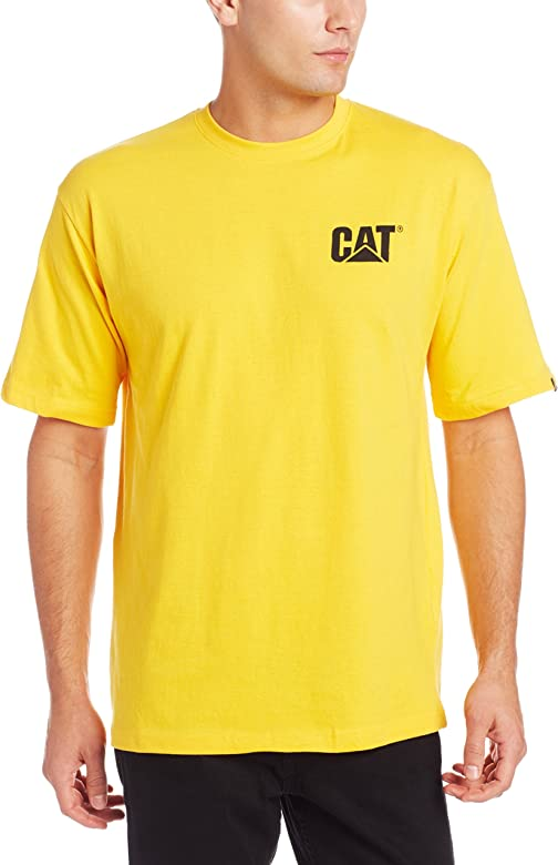 Caterpillar Mens Trademark T-Shirt