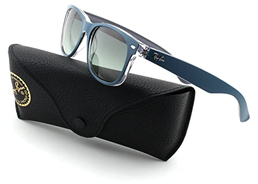 50ceb71e28 Image Unavailable. Image not available for. Color  Ray-Ban RB2132 New  Wayfarer Matte ...