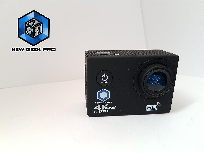 Geekpro Camera Review : New geek pro action camera k mp wi fi m diving