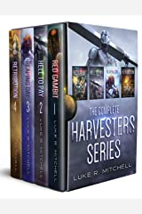 The Complete Harvesters Series Kindle Edition